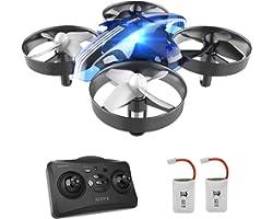 Mini Drone per Bambini RC Giocattolo Quadcopter Regalo per Principianti AT-66 Materiale Plastico ABS di Alta qualità , Antica