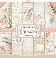 Stamperia 10 Double-Sided Sheets Intl Paper Pad