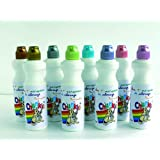 Artpac 5 Kids Couleur Club Chunky Peinture Stylos moins mess with chunky peinture dabbers