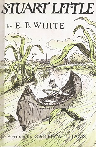 Stuart Little by E. B. White Harper & Row Book Club Edition