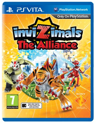 Invizimals: The Alliance (Playstation Vita) [UK IMPORT]