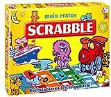 Mattel T1942-0 - Mein erstes Scrabble, Brettspiel