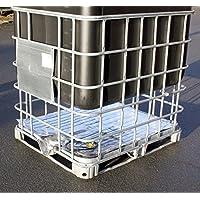 IBC Heizmatte für 1000l IBC Container / Regenwassertank - Platte - für IBC Container Regenwassertank