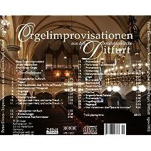 Gartenträume: Peter Ewers improvisiert an der Röver-Orgel (1903) in Ditfurt