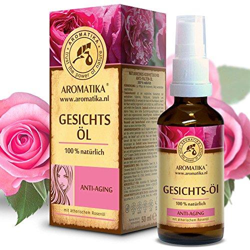 Aceite facial, puro y natural, aceite facial con...