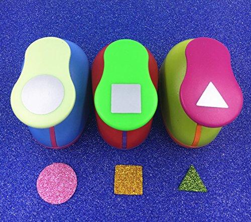 TECH-P Creative Life - Perforadora papel manualidades