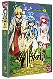 Magi - The Labyrinth of magic - coffret 1/2 DVD