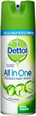 Dettol Disinfectant Spray Spring Water - 400 ml