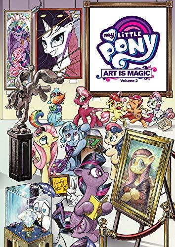My Little Pony: Art Is Magic! Vol. 2 (English Edition) (Crystal Cuties)