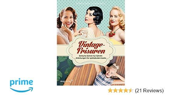 Vintage Frisuren Einfache Schritt Für Schritt Anleitungen