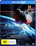 The Universe In 3D: Catastrophes That Changed The Planets ( ) (3D) [ Australische Import ] (Blu-Ray)