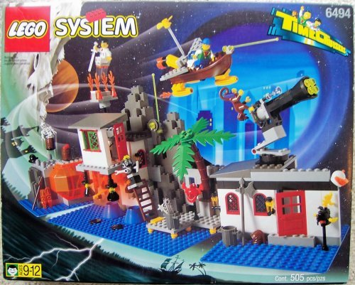 LEGO Time Cruisers 6494Mystic Mountain Time Lab
