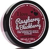 I Love Body Butter Raspberry Blackb 200ml