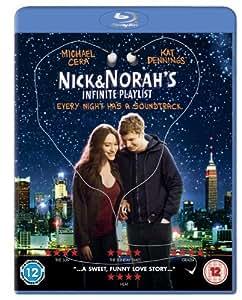 Nick And Norah's Infinite Playlist [Blu-ray] [2009] [Region Free]