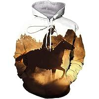 Vieryyes Divertente Rodeo Corrida Matador 3D Uomini Stampa T Shirt/Felpe/Felpe/Maglia/Tops