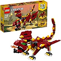 LEGO UK - 31073 Creator Mythical Creatures Children's Toy