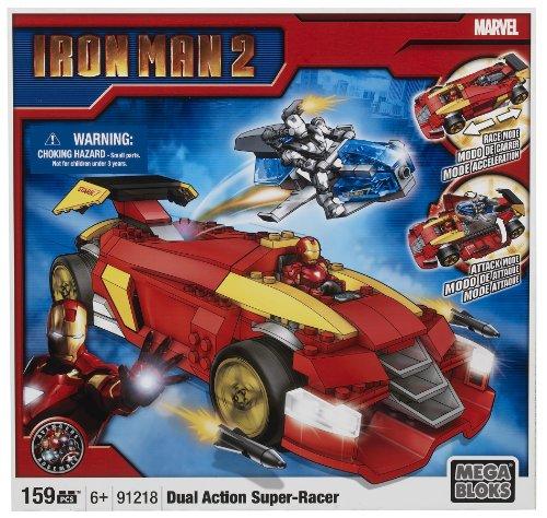 Mega Bloks - 91218U - Set construcción - Marvel -