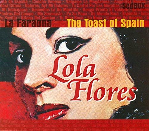 La Faraona: The Toast Of Spain by Rosemary Clooney (2008-01-13)