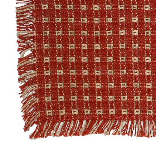 62-x-62-square-homespun-tablecloth-hand-loomed-100-cotton-made-in-usa-cinnamon-stone-by-mountain-lau