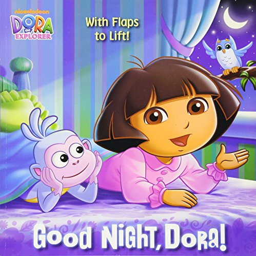 Good Night, Dora! (Dora the Explorer) (Dora and Friends (Dora the Explorer))