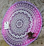 Stile: una varietà di stili  Tasso di errore: 1%  Stile: una varietà di stili  Tessuto: poliestere  Colore: rosa e viola  Dimensioni: 147 * 147 centimetri  gente applicabile: Generale ...