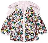 Bóboli 204141, Abrigo para Bebés, Multicolor (Estampado Flor), 80 (Tamaño del Fabricante:80cm)