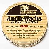 Clou Antik-Wachs fest natur 0