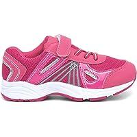 XL - Girls Pink Easy Fasten Trainer