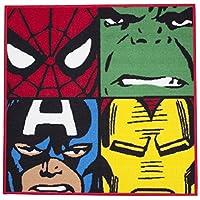 Marvel Disney Comics Defenders Shaped Rug