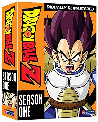 Dragon Ball Z Season One NTSC RegCode 1 2 4
