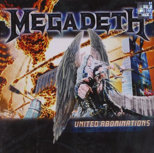 Megadeth: United Abominations (Audio CD)