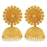 Adwitiya Collection 24K Gold Plated Desi...