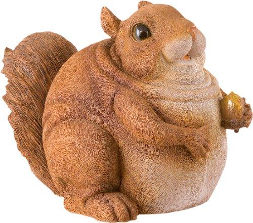 Écureuil graisse cm.17 h.