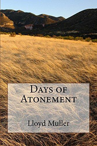 Days of Atonement (English Edition)