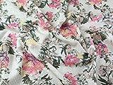 Spanisch Floral Lurex schwere Gewebe der Tweed Kleid,