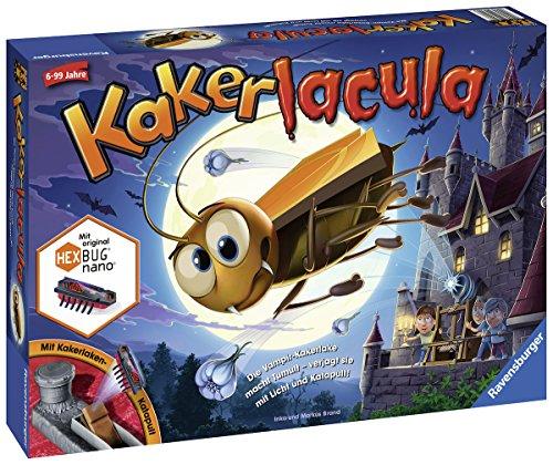 (Ravensburger Kinderspiele 22300 Ravensburger 22300-Kakerlacula Kinderspiel)