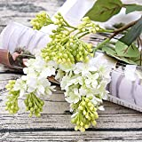MEITAO Fleur Artificielle Soie Lilac Fausses Fleurs Maison Nouvel an sur Accessoires Fête De Mariage Brideet DIY Matériel Pas Cher Fleurs Artificielles