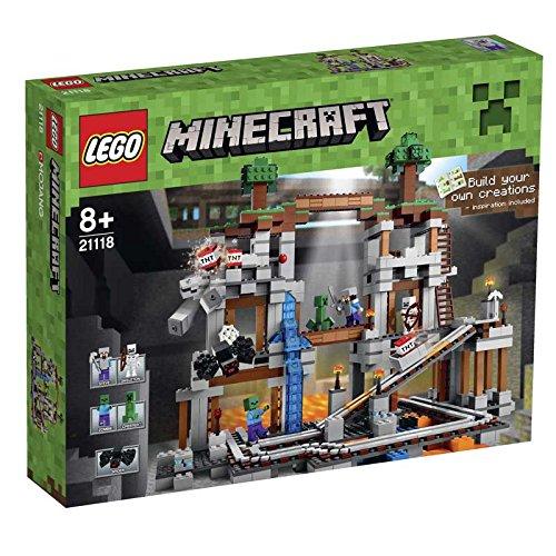 LEGO - A1504546 - La Mine - Minecraft