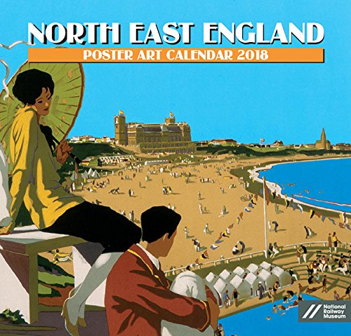 North East England Poster Art Kalender 2018 – Academy Serie