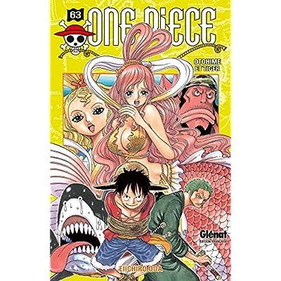 One Piece - Édition originale - Tome 63: Otohime et Tiger