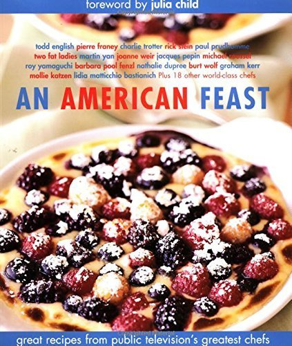 An American Feast: A Celebration of Cooking on Public Television by Bay Books (CA) (2002-12-01)
