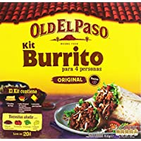 Old El Paso Kit Para Burritos - 510 g