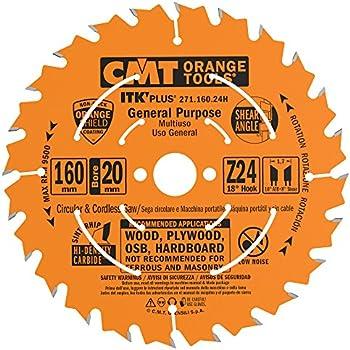 Cmt 28516048h Lame Circulaire Pour Coupe De Précision