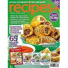 Recipe Cook Book: 65 recipes under $3 (English Edition)