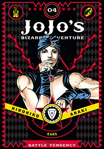 JoJo's Bizarre Adventure: Part 2--Battle Tendency, Vol. 4 (English Edition)