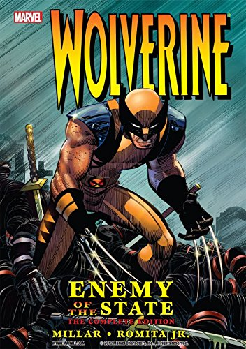 Wolverine: Enemy of the State (Wolverine (2003-2009 ...