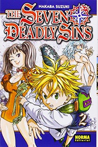 The seven deadly sins 2 (Manga - Seven Deadly Sins)