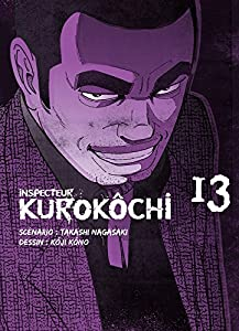 Inspecteur Kurokôchi Edition simple Tome 13