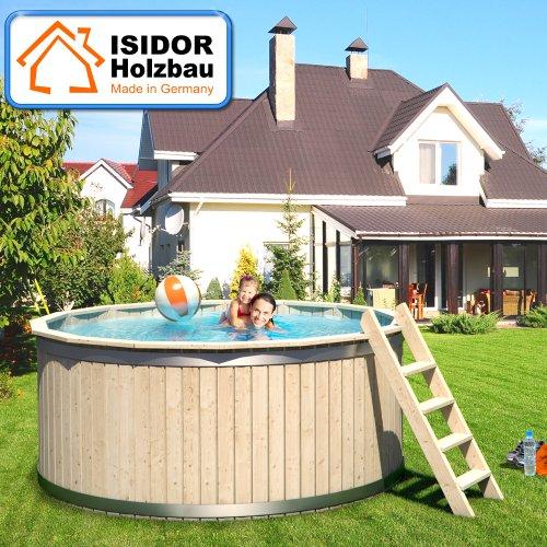 ISIDOR Pool Holzpool 240x107cm - 2