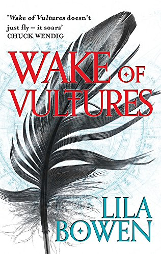 Wake of Vultures: The Shadow, Book One